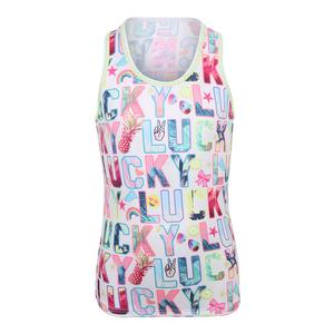 Girls` Tennis Tank Lucky Revolution