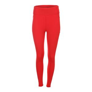 Women`s Ivory Tennis Leggings Chili