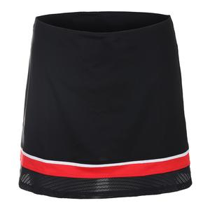 Women`s Rumi Tennis Skort Black
