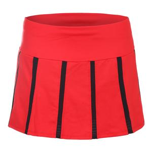 Women`s Isadora Tennis Skort Chili