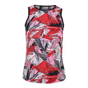 Women`s Ellaria Tennis Top Majestic Palm