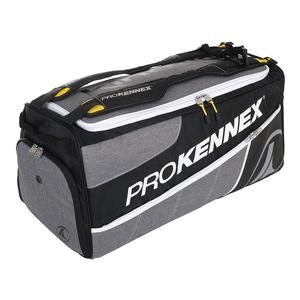 Q Gear Pro Tennis Bag Gray and Black