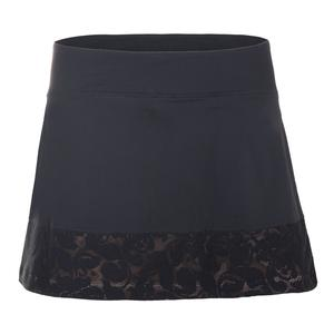 Women`s Style Setters 13.5 Inch Tennis Skort Black