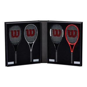Roger Federer Mini Racquet Kit