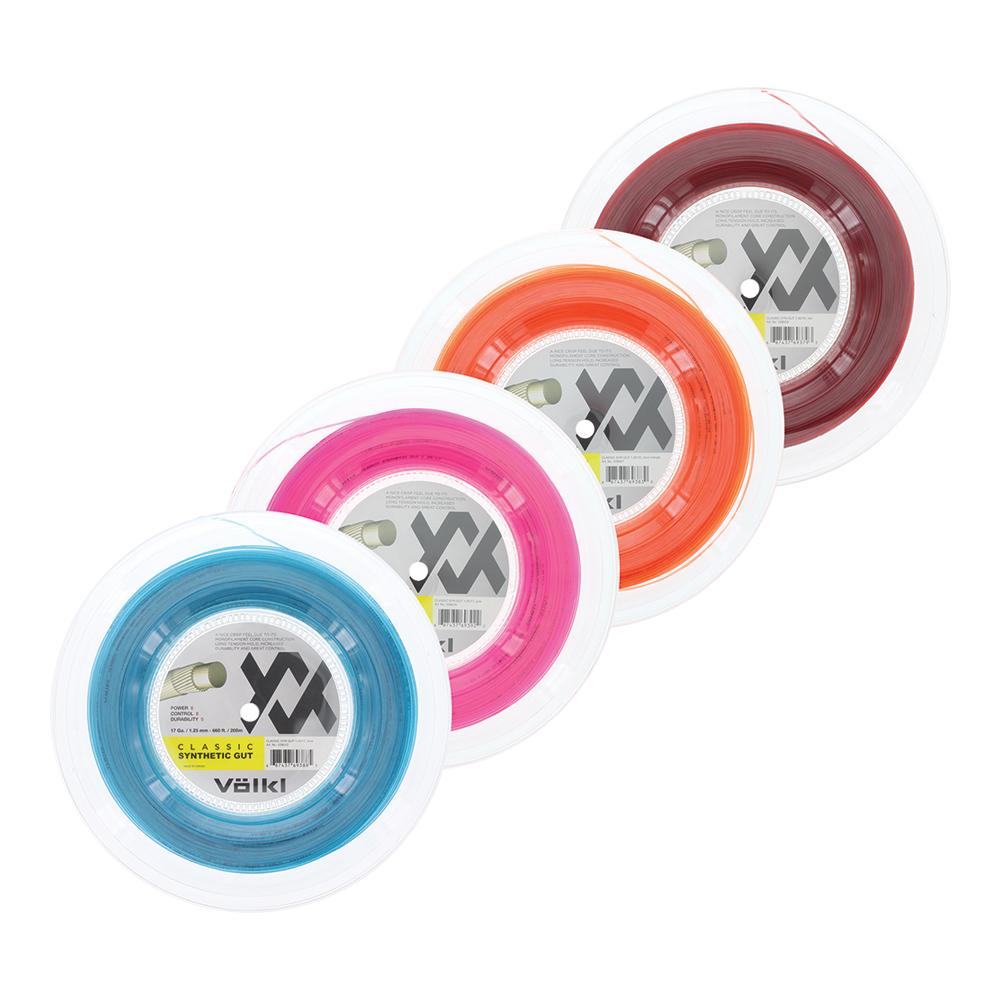 Classic Synthetic Gut Tennis String Reel