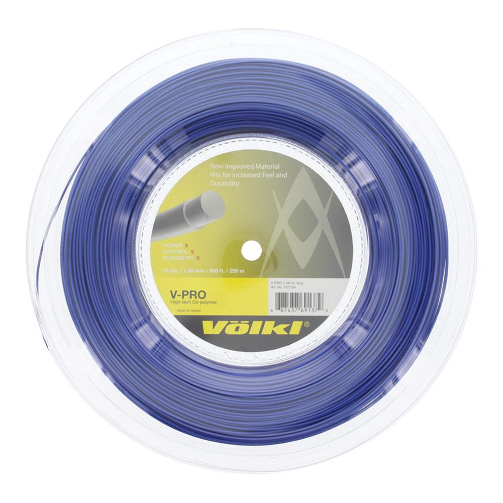 V- Pro Tennis String Reel Blue