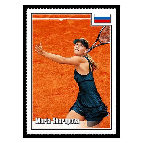 Maria Sharapova Card