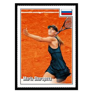 Maria Sharapova Card