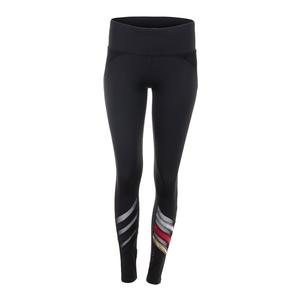 Women`s Olympian Tennis Legging Black
