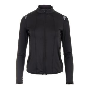 Women`s Freedom Tennis Jacket Black
