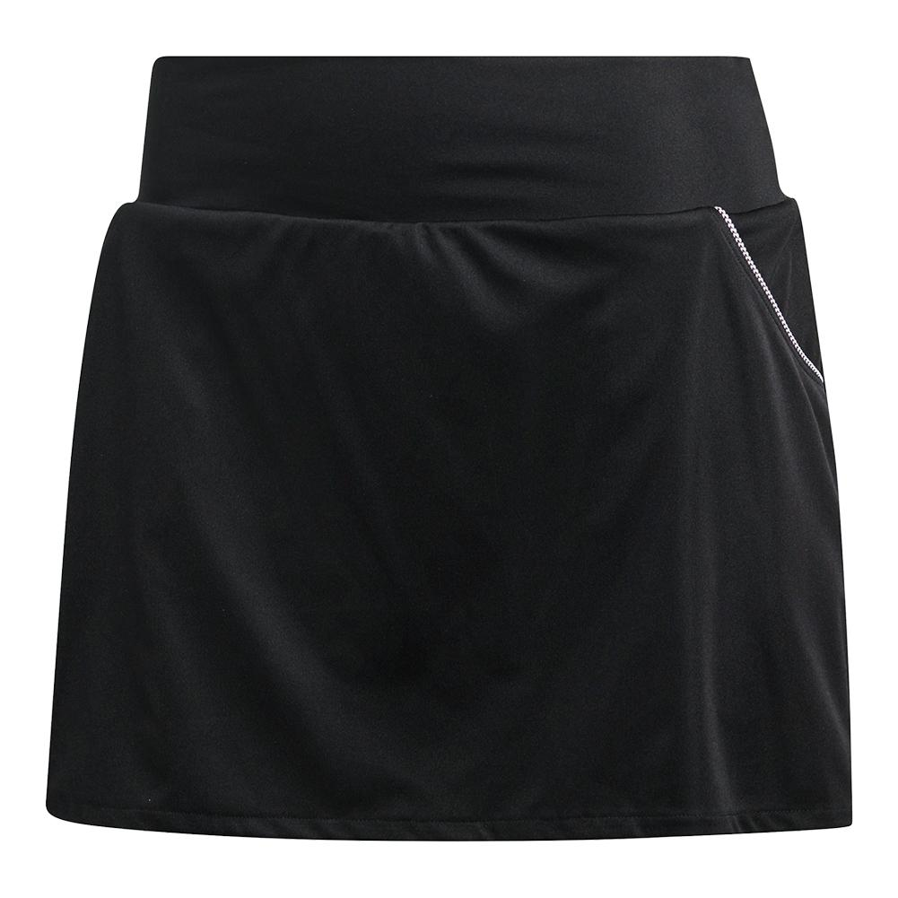 Women's Club 13 Inch Tennis Skirt Black