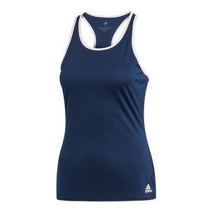 Women`s Club Tennis Tank Collegiate Navy