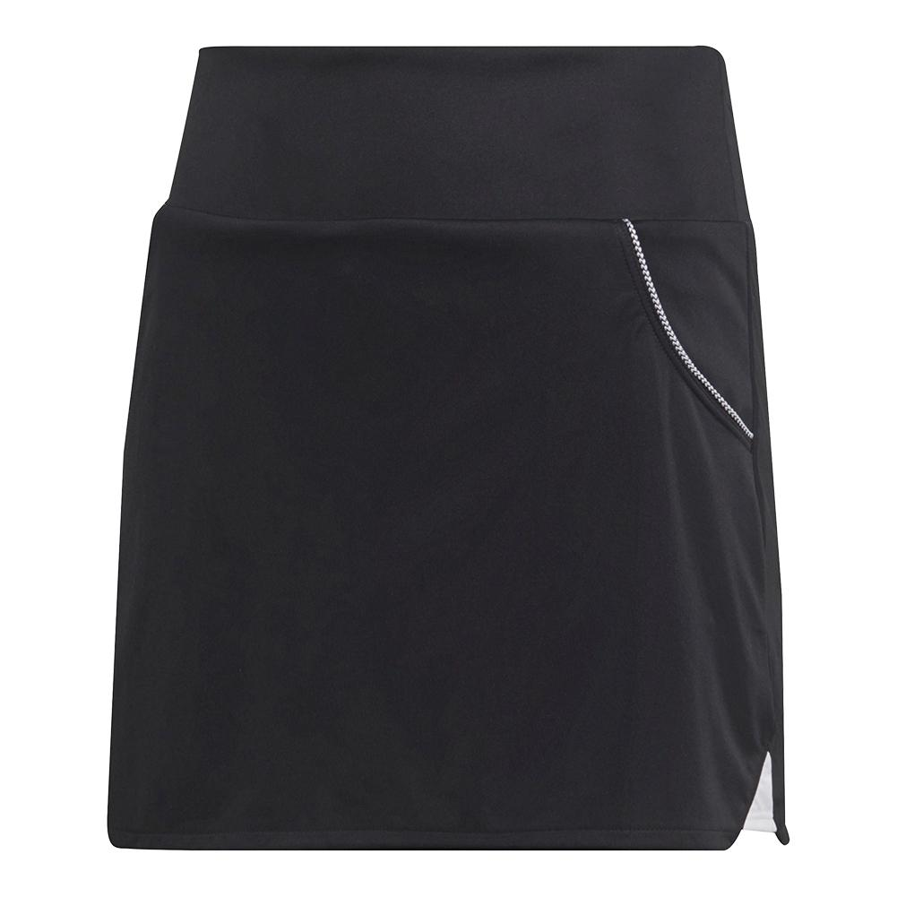 Girls ` Club Tennis Skirt Black