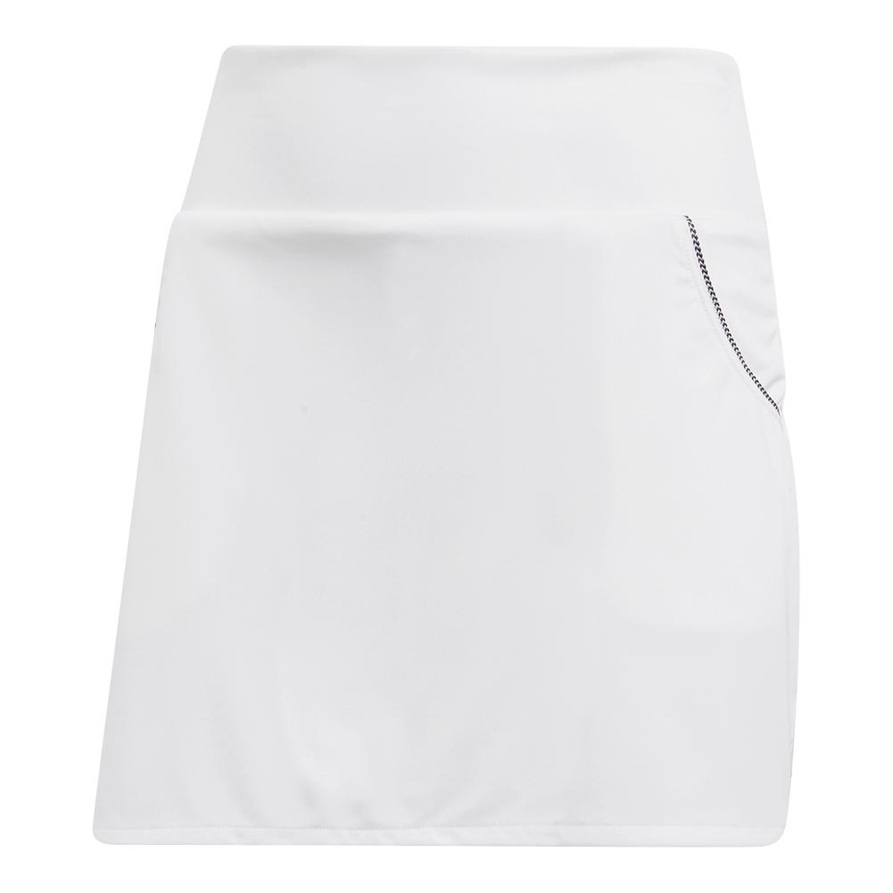 Girls ` Club Tennis Skirt White