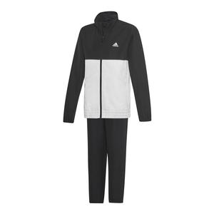 Juniors` Club Tracksuit Set Black and White