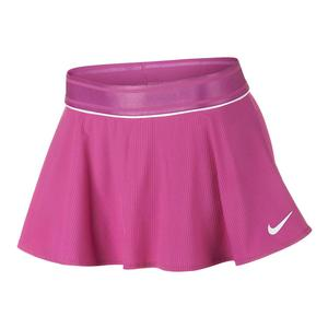 Girls` Court Dry Flouncy Tennis Skort