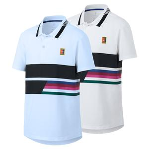 Boys` Court Advantage Classic Tennis Polo