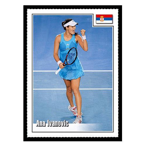 Ana Ivanovic Card