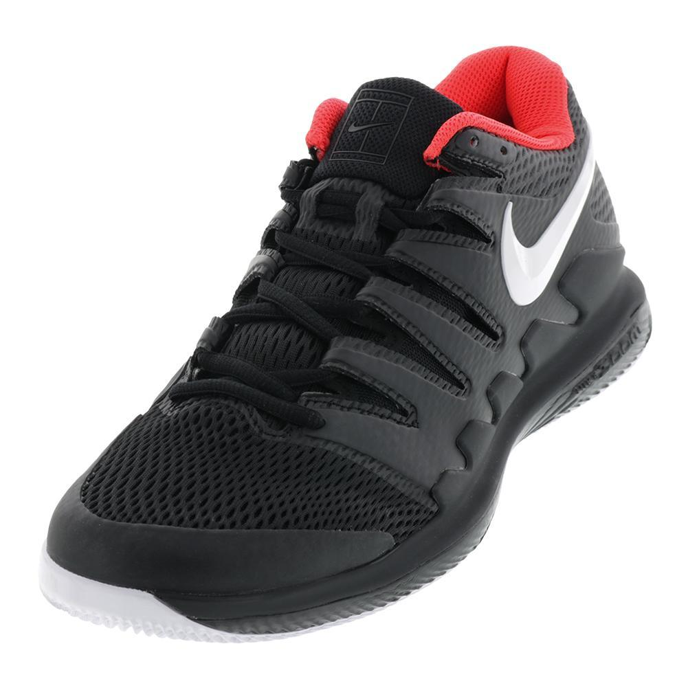more photos 2b2d3 1487d Men s Air Zoom Vapor X Clay Tennis Shoes Black And White