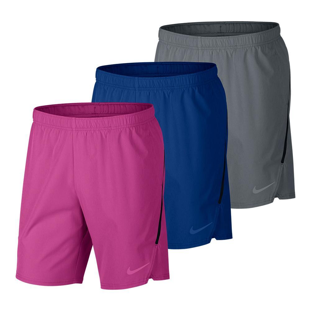 24730b381 Nike Men`s Court Flex Ace 9 Inch Tennis Short