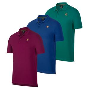 Men`s Court Heritage Tennis Polo