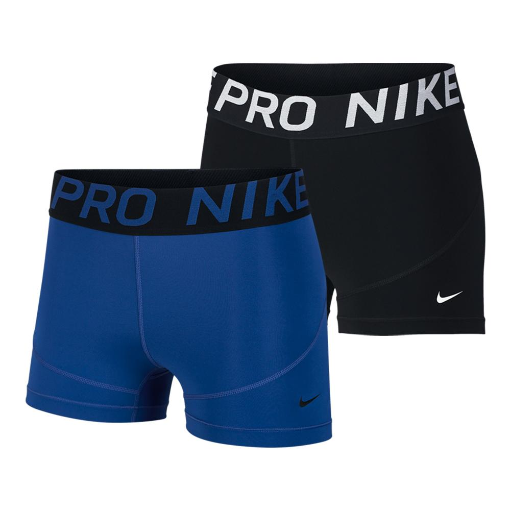 Women's Nike Short Training Pro 3 PqgXwgvdxp