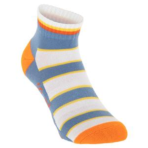Women`s Bring Me My Tennis Shoes Crew Socks Blue