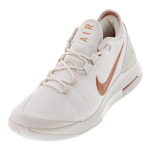 Women`s Air Max Wildcard Tennis Shoes Phantom and Metallic Red Bronze