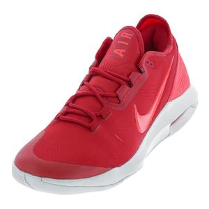 Women`s Air Max Wildcard Tennis Shoes University Red and Bright Crimson