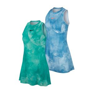 Women`s Maria Melbourne Court Dry Print Tennis Dress