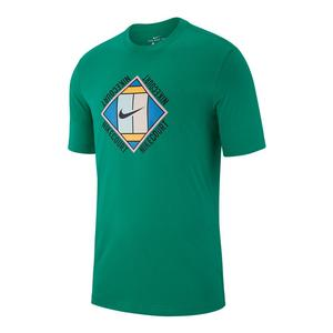 Men`s Court Australian Open Graphic Tennis Tee