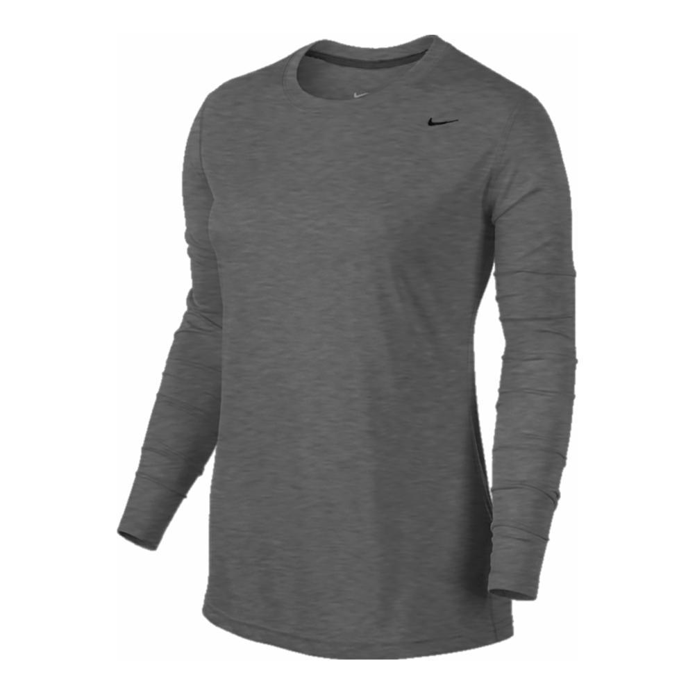 b3943786 Nike Women's Legend Long Sleeve Training Top