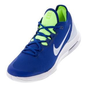 Men`s Air Max Wildcard Tennis Shoes Indigo Force and Half Blue