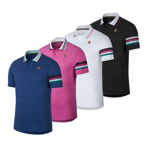Men`s Melbourne Night Time Court Advantage Tennis Polo