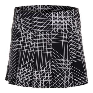 Women`s Roselyn 13.5 Inch Tennis Skort Flow Print