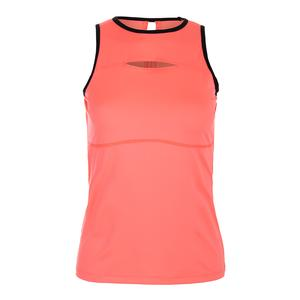 Women`s Sarai Tennis Tank Dragon Fruit