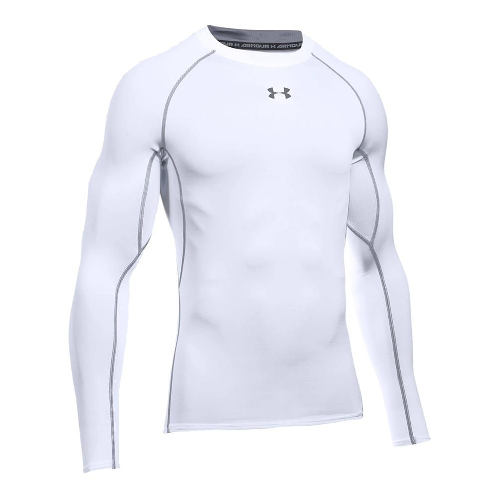 55ca0334062 Under Armour Men`s UA HeatGear Armour Long Sleeve Compression Shirt