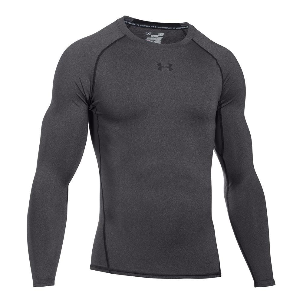 cebc1c3f Under Armour Men`s UA HeatGear Armour Long Sleeve Compression Shirt