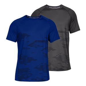 Men`s MK1 Short Sleeve Camo Print Top