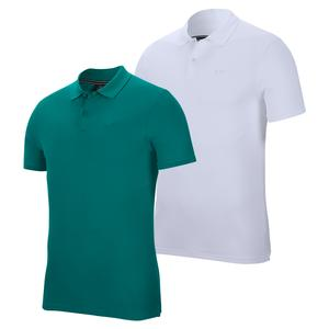 Men`s Court Advantage Essential Tennis Polo