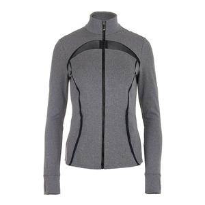 Women`s Noor Tennis Jacket Dark Heather
