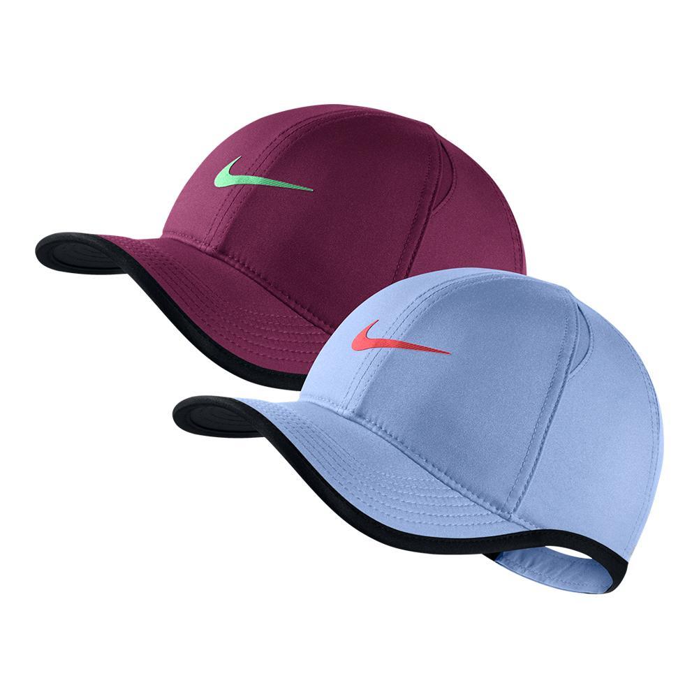Juniors ` Featherlight Adjustable Tennis Cap