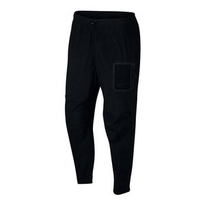 Men`s Court Stadium Tennis Pant Black