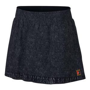 Women`s Melbourne Night Time Court Dry Tall Slam Print Tennis Skirt