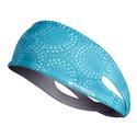 VaporActive Crossover Headband 110243_BREA_BLUEBIRD