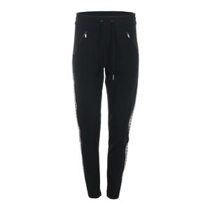 Women`s Kira Tennis Pant Black and Gingham