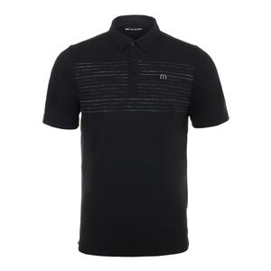 Men`s Toastin Tennis Polo Black