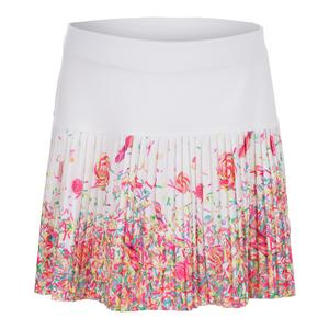 Girls` Pleated Tennis Skirt Sprinkle Me