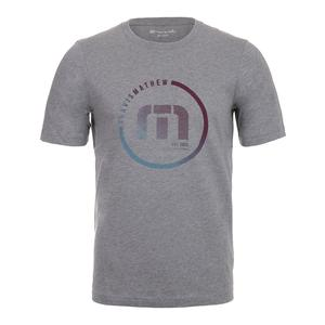Men`s Airheads Tennis Tee Heather Grey