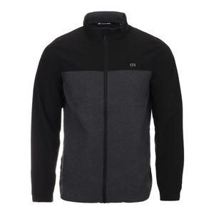 Men`s Sherman Tennis Jacket Black